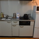 冷蔵庫綺麗です