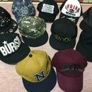 帽子11個セット👒中学生、高校生向き💗中古美品