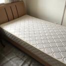 良品 シングルベッド