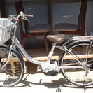 ナショナル電動アシスト自転車