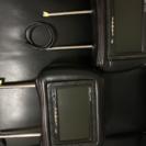ギャルソン(DAD)ヘッドレストモニター左右セット