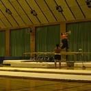 堺市でバク転やバク宙(タンブリング)の練習をしたい人は猪股塾へ!