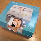 CANON プリンター  SELPHY CP780 3000円