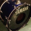 バスドラム YAMAHA BD522G