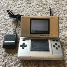Nintendo DS プラチナシルバー