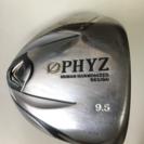 ゴルフドライバー PHYZ