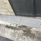 ラバーステップ系 駐車場 車庫 ガレージ 段差 DIY