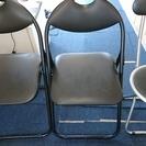 パイプ椅子 3個まとめてお譲りします。