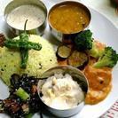 激辛ランチ♡インドの家庭料理