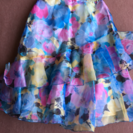 社交ダンス用スカート