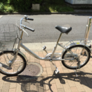 20インチ自転車 自動点灯LED