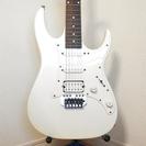 エレキギター Ibanez(アイバニーズ) GRX40 パールホワイト