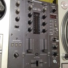 DJ用ミキサーPioneer DJM-400
