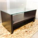 ガラスセンターテーブル LC042003