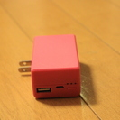 ポータブルバッテリー/USBチャージャー