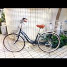 FILA FASHION NO.201308 自転車 23インチ