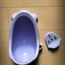 男の子 おまる 小便器 トイレトレーニング パープル