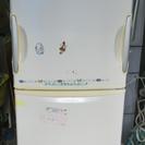 シャープ3ドア冷凍冷蔵庫 左右開き 345Lよく冷えます。