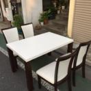【格安!】ニトリ ダイニングテーブルチェアセット