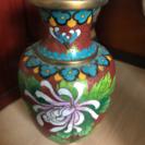 小さなアンティーク花瓶
