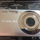 デジカメCASIO EXILIM 付属品箱全てあり