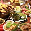 ☆【インドネシア料理会のお知らせ】☆インドネシアの家庭料理を一緒に...