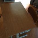 学校の机と椅子 KOKUYO 高さ調整有