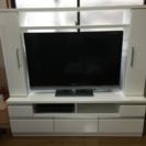 テレビボード  白 テレビ台