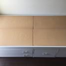 シングルベッド 収納