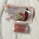 七味(缶入り)と味噌のセット