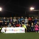 Let's Enjoy Futsal