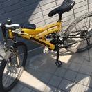 ハマー マウンテンバイク HUMMER クロスバイク 自転車