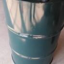 空ドラム缶200L 廃油入れ、DIYなどに