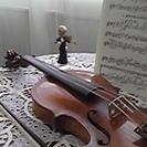 バイオリン生徒さん募集中です(中央区教室2カ所、豊平区教室)・・・...