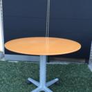 ハーマンミラー 昇降式丸テーブル