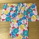女の子浴衣 5,6歳 100-115センチ