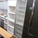 札幌 引き取り スライドドア付きキッチン収納棚 カップボード/キッ...