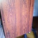 会議テーブル (天板おりたたみ)2台あり!