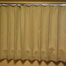 遮光カーテン 2枚1組  3000円