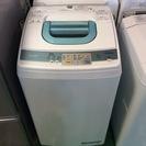【全国送料無料・半年保証】洗濯機 HITACHI NW-5KR① 中古