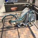 変更。不要な自転車譲ります。
