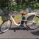 ワケあり★電動アシスト自転車