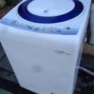 2012年製、シャープ 7キロ洗濯機、ES-GE70L