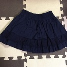 110サイズ  OSHKOSH スカート