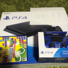 新同 PS4 プレイステーション4 CUH-2000AB01 コン...