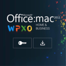 Office Home&Business 2011 for Mac