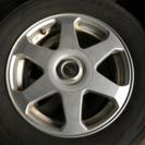 タイヤとホイールのセット
