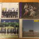 乃木坂 CD 4枚 シングル 通常盤
