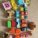 アンパンマン ブロック他おもちゃセット