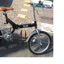 FLAT Growing 20インチ折りたたみ自転車